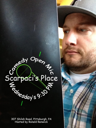 Scarpaci's Comedy Open Mic @ Scarpaci's Place Comedy Open Mic | Pittsburgh | Pennsylvania | United States